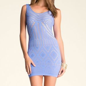 NWT Double Layer Bebe Dress